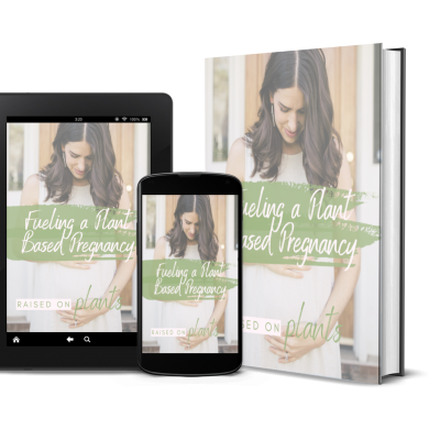 Fueling a Plant Based Pregnancy Book, Phone, Tablet Cover (1)